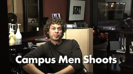 Jeff Stuckey describes working with Campus Men