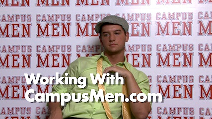 Reece describes his experience working with Campus Men